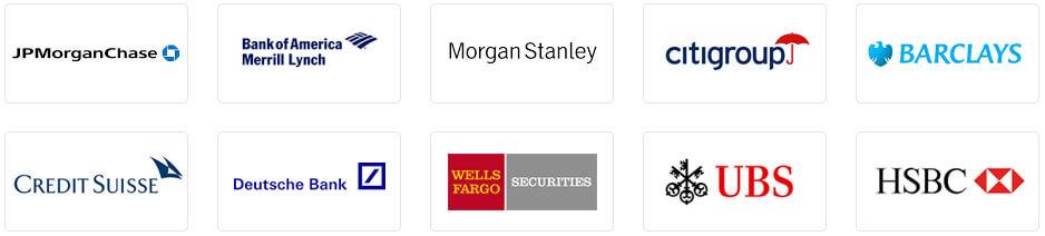 finance firms logos